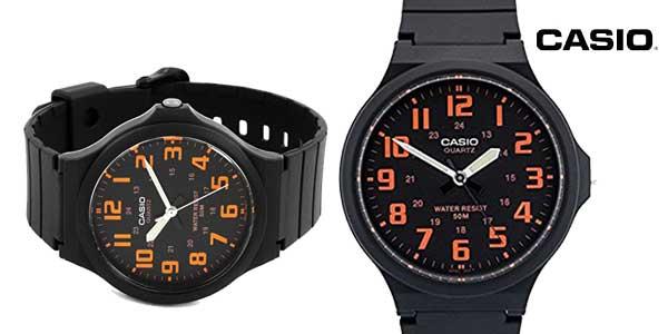 Reloj Casio para Hombre MW-240-4BVEF barato en Amazon