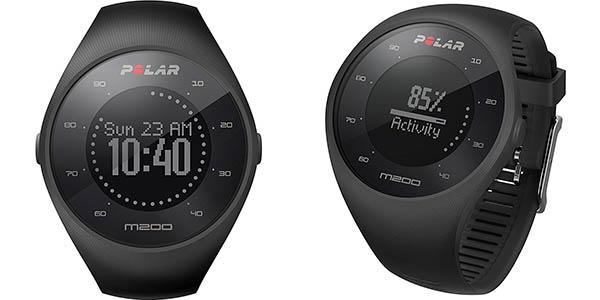 Reloj deportivo Polar M200 con GPS