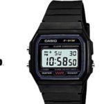 Reloj Casio F-91WC barato en Amazon España