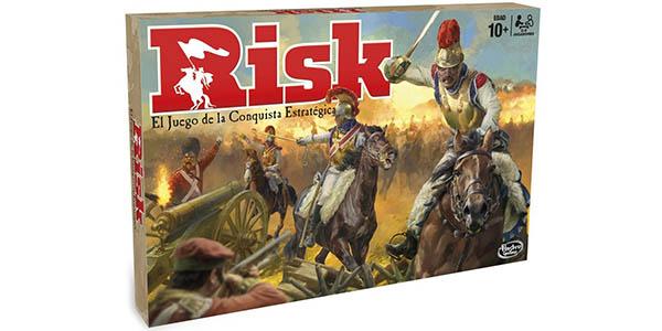 Risk versión clásica (Hasbro B7404105)
