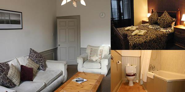 Royal Mile Apartamentos baratos Edimburgo
