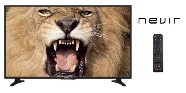 TV LED Nevir NVR-7800-49HDS-N de 49 pulgadas rebajada