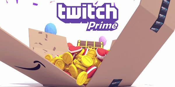 Twitch Prime con tu suscripción de Amazon Prime