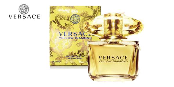 Eau de toilette Versace Yellow Diamond para mujer de 90 ml barato en Amazon