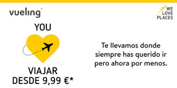 Vueling vuelos baratos 13 de diciembre 2017