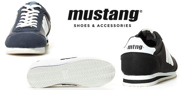 zapatilla Mustang Chap cómoda chollo