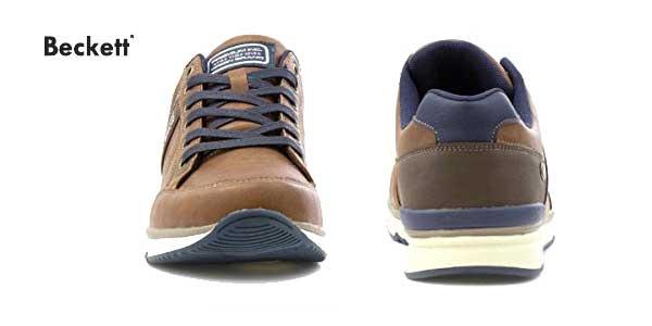 Zapatos casual Beckett para hombre chollo en Amazon Moda