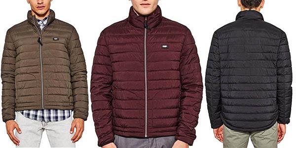 abrigo plumas hombre diseño casual edc by Esprit relación calidad-precio brutal