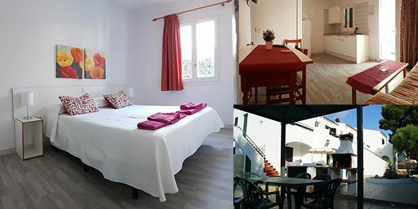 Apartaments California Menorca precio brutal