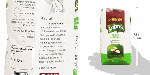 arroz Brillante Sabroz oferta supermercado Amazon