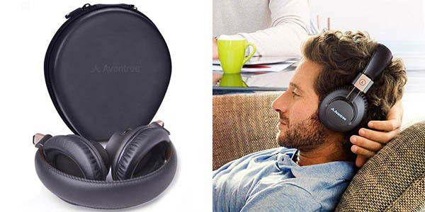 Auriculares inalámbricos Avantree Audition Pro