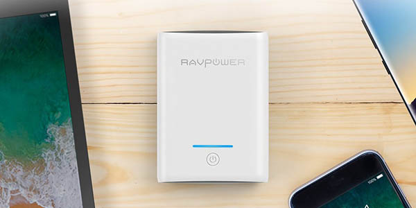 Bateria portátil RAVPower en oferta flash