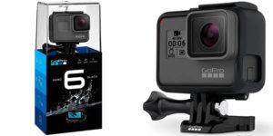 Cámara deportiva GoPro Hero6 Black 4K