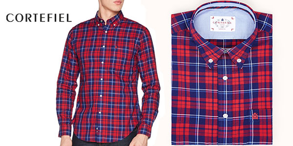 Camisa Cortefiel7322739 de estilo casual casual para hombre barata