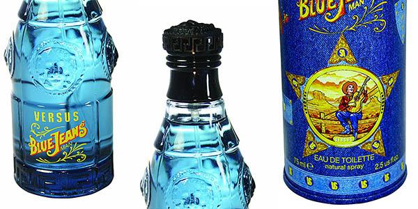 colonia fresca hombre Versace Blue Jeans formato 75 ml oferta