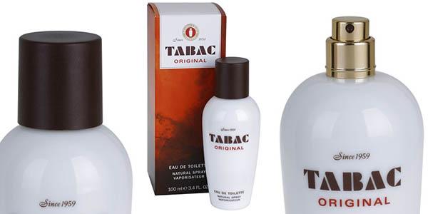 colonia masculina clásica Tabac vaporizador 100 ml chollo