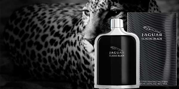 Eau de toilette Jaguar Black vaporizador de 100 ml chollazo en Amazon Moda