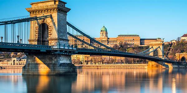 escapada Budapest Voyage Privé enero 2018