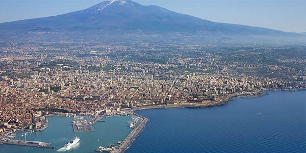 escapada a Catania Voyage Privé enero 2018