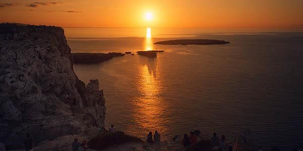escapada a Menorca enero 2018