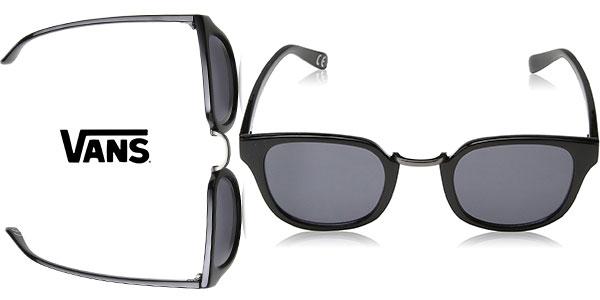 Gafas de sol Vans de color negro y tamaño 55 al mejor precio