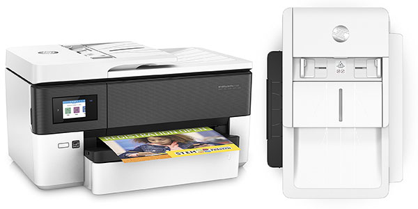 Impresora HP OfficeJet Pro 7720 de formato ancho barata