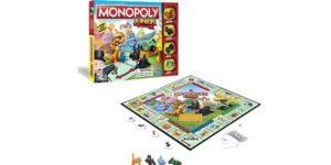 Monopoly junior de Hasbro Gaming A6984546 barato en Amazon