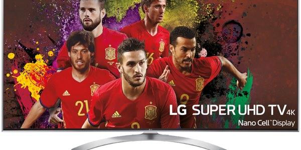 Smart TV LG 55SJ810V barata