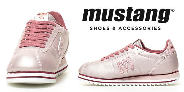 Mustang Grail zapatillas casuales mujer chollo