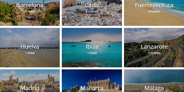 ofertas hoteles Iberostar spa masaje gratis