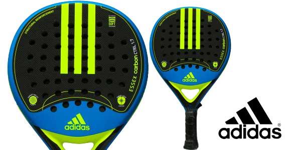 Pala de pádel Adidas Essex Carbon Control 1.7 barata en Amazon España
