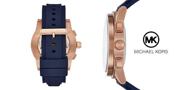 Reloj Michael Kors Grayson Hybrid para Hombre MKT4012 chollo en Amazon Moda