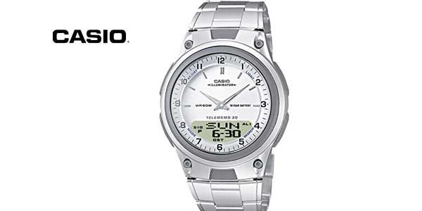 Reloj Casio Collection AW-80D-7AVES barato en Amazon Moda