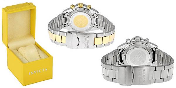 reloj pulsera acero inoxidable analógico pantalla cristal mineral relación calidad-precio brutal