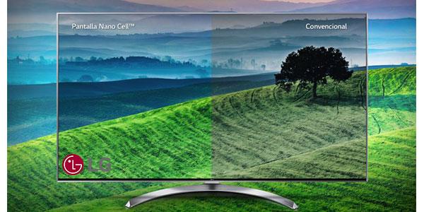 Smart TV LG 55SJ810V Super UHD 4K de 55 pulgadas con HDR y Dolby