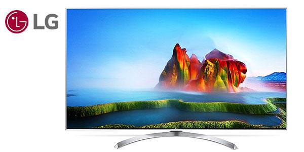Smart TV LG 55SJ810V Super UHD rebajada