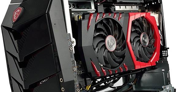 MSI Aegis 3 VR7RC-004EU con gráfica GeForce GTX 1060
