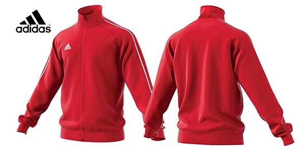 Sudadera Adidas Core 18 chollo en Amazon Moda