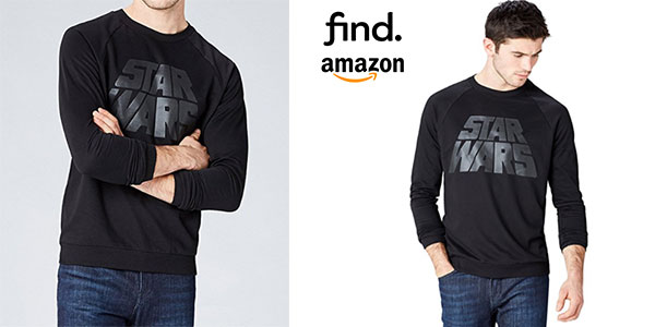 Sudadera Find STAR105797 de Star Wars para hombre barata