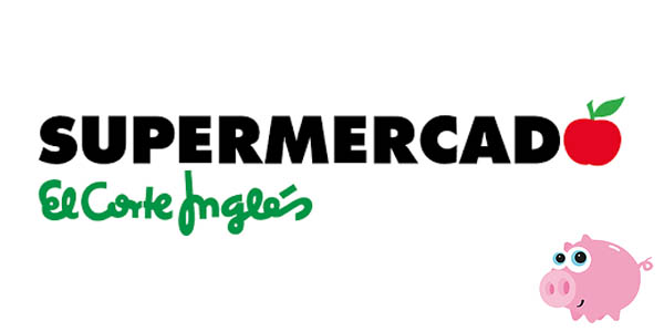 15€ en Cheque Regalo por compra superior a 60€ en Supermercado de El Corte Inglés