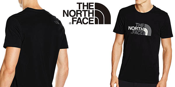 The North Face Easy Short Sleeve camiseta manga corta hombre barata