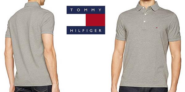 Tommy Hilfiger Luxury Pique polo para hombre barato