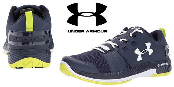 Under Armour Commit zapatillas deporte para hombre chollo