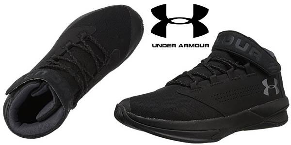 Under Armour UA Get B Zee zapatillas bota para hombre baratas