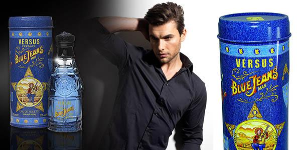 Versace Blue Jeans colonia cítricos fresca idónea uso diario