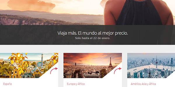 vuelos baratos España Europa Iberia