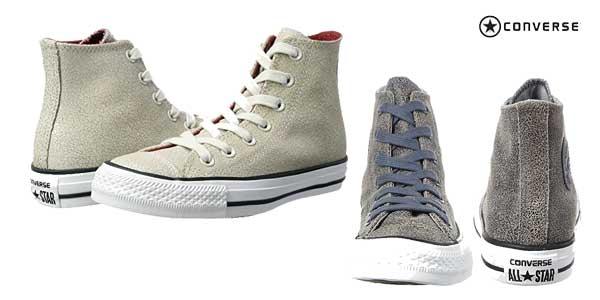 Zapatillas altas Converse Chuck Taylor All Star Wax baratas en Amazon
