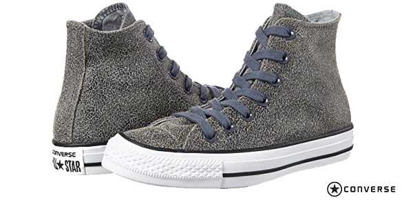 Zapatillas altas Converse Chuck Taylor All Star Wax chollazo en Amazon