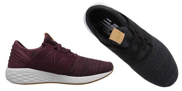 zapatillas de calidad New Balance Fresh Foam Cruz V2 Knit chollo