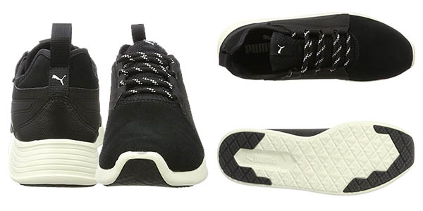 Puma St Trainer Evo V2 SD en color negro
